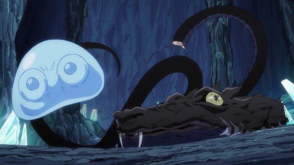 転生したらスライムだった件 第2話 感想:敵のスキルをどんどんラーニング!こっちのゴブリンはかわいい