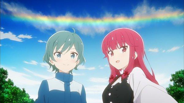 恋する小惑星 第10話 感想:新入部員も入って新生地学部がスタート!